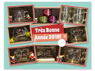 Tres bonne annee 2019